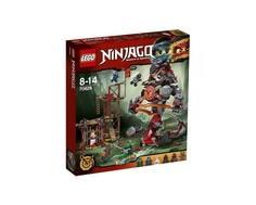 Конструктор LEGO Ninjago 70626 Железные удары судьбы