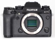 Фотоаппарат FujiFilm X-T1 Body Black