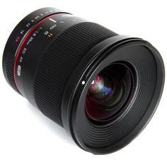 Объектив Samyang Canon EF 20 mm f/1.8 ED AS UMC