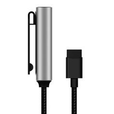 Зарядное устройство Xiaomi Car Charger QC 3.0 USB-A + USB-C Silver CCPJ01ZM