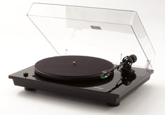 Проигрыватель виниловых дисков Thorens TD-295 Piano Black