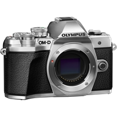 Фотоаппарат Olympus OM-D E-M10 Mark III Body Silver