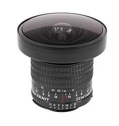 Объектив Зенит МС Зенитар-Н Nikon 8 mm F3.5 Zenit