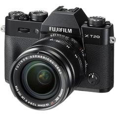 Фотоаппарат FujiFilm X-T20 Kit 18-55 mm Black