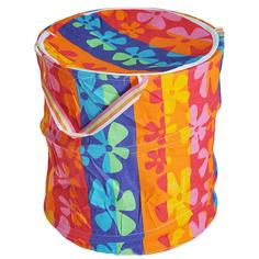 Корзина для игрушек Shantou Gepai Корзина для игрушек Цветы радуги 41x50cm 635776