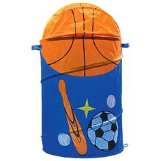 Корзина для игрушек Shantou Gepai Корзина для игрушек Спорт J-50 45x50cm
