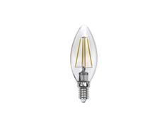 Лампочка Uniel LED-C35-6W/NW/E14/CL PLS02WH