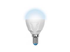Лампочка Uniel LED-G45-7W/NW/E14/FR PLP01WH