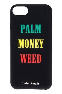 Чехол для iPhone 7 с надписью Palm Angels