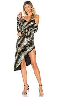 Платье с асимметричным вырезом mariadora - Tularosa