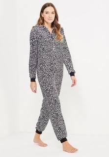 30a56010c2b6 Купить женскую пижаму черно-белую - цены на пижамы черно-белые на ...