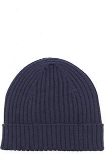 Шерстяная шапка фактурной вязки TSUM Collection