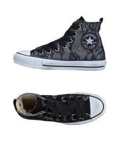 Высокие кеды и кроссовки Converse