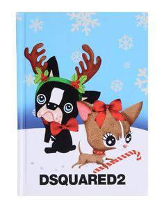 Записная книжка Dsquared2