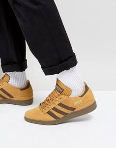 Желтые кроссовки adidas Skateboarding Busenitz BY3966 - Желтый