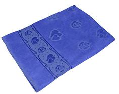Полотенце Aisha Home УП-016-05 70x140 Blue