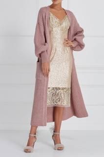 Платье-комбинация с пайетками A LA Russe
