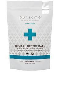 Соль для ванн digital detox - Pursoma