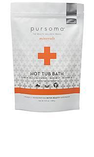 Соль для ванн hot tub - Pursoma