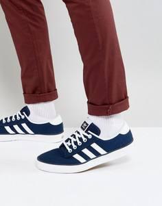 Темно-синие кроссовки adidas Skateboarding Kiel D69234 - Темно-синий