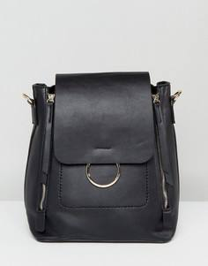 Рюкзак из веган-кожи Melie Bianco - Черный