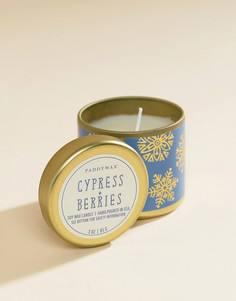Свеча с ароматом кипариса и ягод Paddy Wax Kaleidoscope - Мульти Paddywax
