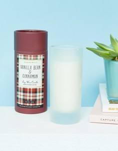 Большая свеча с ароматом ванили и корицы Paddywax - Мульти