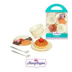 Игровой набор Mary Poppins «Набор пирожных» с кружками