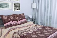 Постельное белье Этель Кружевная фантазия Комплект 2 спальный Поплин 1154337