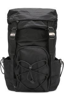 Текстильный рюкзак с клапаном Polo Ralph Lauren
