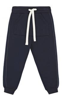 Спортивные джоггеры с накладным карманом No. 21