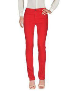 Женские брюки-бананы Armani Jeans – купить в интернет-магазине   Snik.co a7a3c5b2ba6
