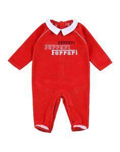 Детский комбинезон Ferrari