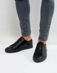 Черные кроссовки ALDO Delello - Черный