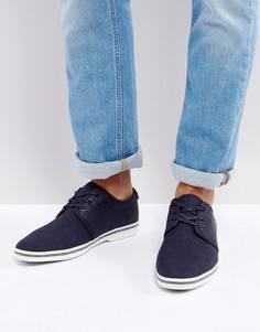 Темно-синие ботинки на шнуровке ALDO Adrauni - Темно-синий