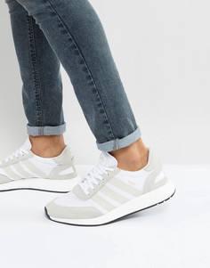 Белые кроссовки adidas Originals Iniki Runner Boost BY9731 - Белый