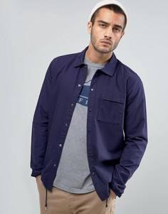 Темно-синяя рубашка из ткани рипстоп Penfield - Темно-синий