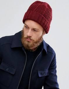 Шапка-бини Boardmans Neville - Красный