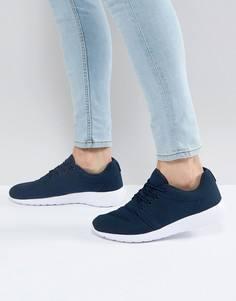 Темно-синие кроссовки Loyalty & Faith - Синий