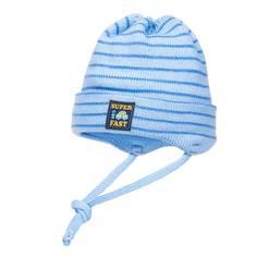 Шапка-ушанка для мальчика Barkito светло-голубой