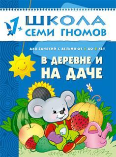 Книга «Школа Семи Гномов: Второй год обучения. В деревне и на даче»