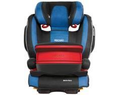 Автокресло Recaro «Monza Nova IS Seatfix» 9-36 кг Saphir