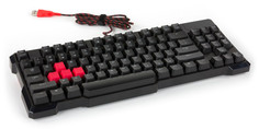 Клавиатура A4Tech Bloody B530 Black-Red USB