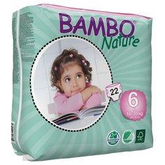 Подгузники Bambo Nature XL 16-30кг 22шт 310136