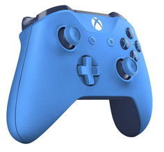 Геймпад Microsoft XBOX One Wireless Controller Blue WL3-00020