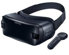 Очки виртуальной реальности Samsung Gear VR SM-R325 Dark-Blue SM-R325NZVASER