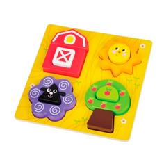Игрушка Mapacha Вкладыши Домик 76668