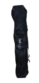 Кофр для горных лыж Формула зима Voyage-2 170 Black 51014