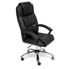 Компьютерное кресло TetChair Bergamo хром Black 36-6