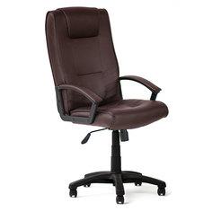 Компьютерное кресло TetChair Maxima хром Brown 36-36
